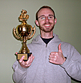 "Current Cup Holder - ""Crackhead"" Ryan Muehlbauer"